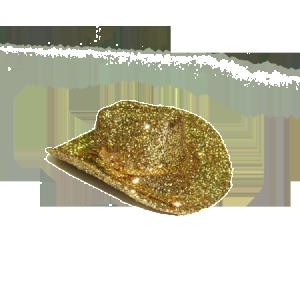7d1c158e59d1b Trinket - Glitter Cowboy Hat - 2