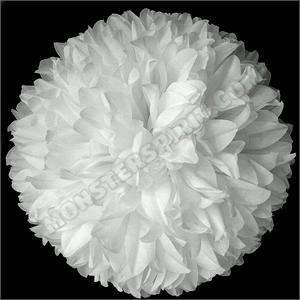 Football mum flowers for homecoming mums and garters flower giant football mum 95 inch 25 lyr white 6 pc mightylinksfo
