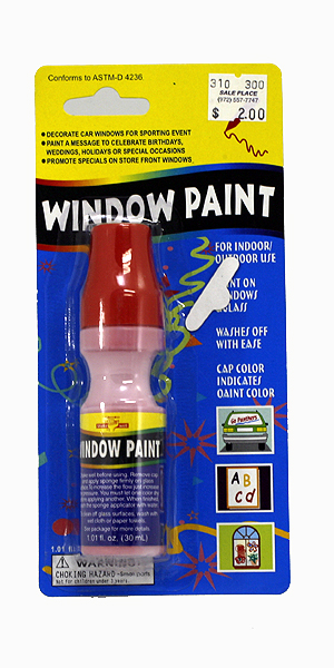 How To Get Crayon Off Car Window