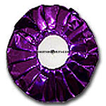 8 inch Metallic Mum Back